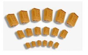 KEMET系列固体钽电容产品详解选型选购手册