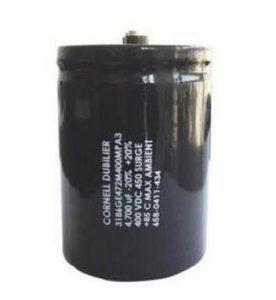 电容器的品质与美国CDE电容器参数详解