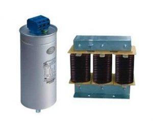 高压并联补偿电容装置的选型和实际应用