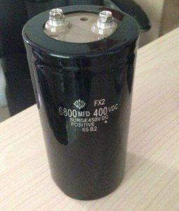 美国cde纯进口DCMCE1670 400v6800uf充电机支撑电容